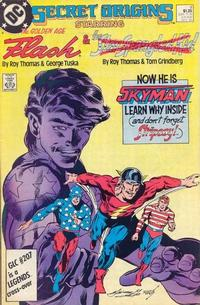 Cover for Secret Origins (1986 series) #9