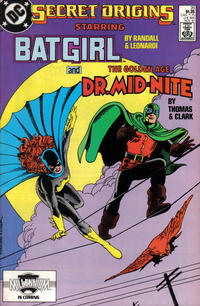 Cover Thumbnail for Secret Origins (DC, 1986 series) #20