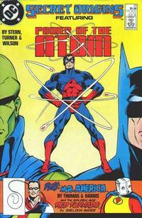 Cover for Secret Origins (1986 series) #29
