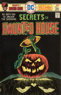 Cover Thumbnail for Secrets of Haunted House (DC, 1975 series) #5