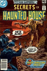 Cover Thumbnail for Secrets of Haunted House (DC, 1975 series) #15