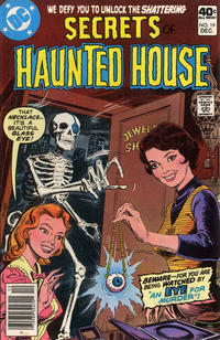 Cover Thumbnail for Secrets of Haunted House (DC, 1975 series) #19