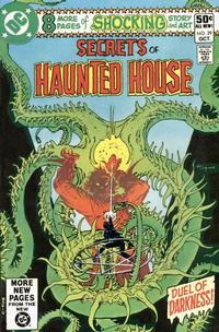 Cover Thumbnail for Secrets of Haunted House (DC, 1975 series) #29 [Direct]
