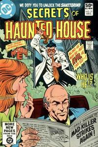 Cover Thumbnail for Secrets of Haunted House (DC, 1975 series) #31 [Direct Sales]
