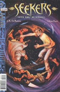 Cover Thumbnail for Seekers into the Mystery (DC, 1996 series) #3