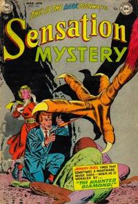 Cover Thumbnail for Sensation Mystery (DC, 1952 series) #114