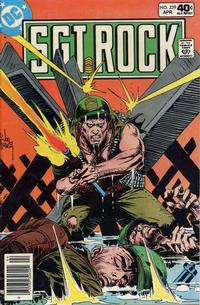 Cover Thumbnail for Sgt. Rock (DC, 1977 series) #339