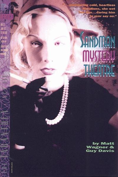 Cover for Sandman Mystery Theatre (DC, 1993 series) #3