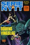 Cover for Serie-nytt [delas?] (Semic, 1970 series) #5/1972