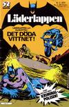 Cover for Läderlappen (Semic, 1976 series) #7/1977