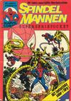 Cover for Spindelmannen superseriepocket (Atlantic Förlags AB, 1979 series) #6
