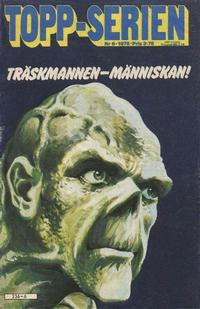 Cover Thumbnail for Topp-serien [Toppserien] (Semic, 1977 series) #6/1978
