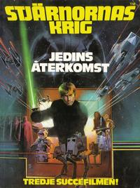 Cover for Stjärnornas krig [album] (1977 series) #6