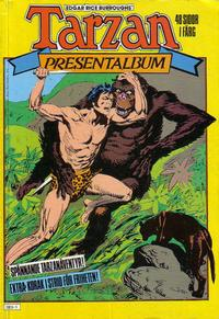 Cover Thumbnail for Tarzan presentalbum (Atlantic Förlags AB, 1978 series) #[1983]