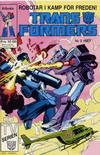 Cover for Transformers (Atlantic Förlags AB, 1987 series) #3/1987