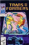 Cover for Transformers (Atlantic Förlags AB, 1987 series) #5/1988