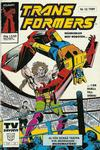 Cover for Transformers (Atlantic Förlags AB, 1987 series) #10/1989