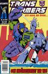 Cover for Transformers (Atlantic Förlags AB, 1987 series) #2/1991