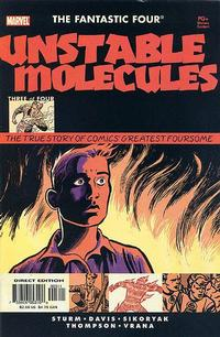Cover Thumbnail for Startling Stories: Fantastic Four - Unstable Molecules (Marvel, 2003 series) #3