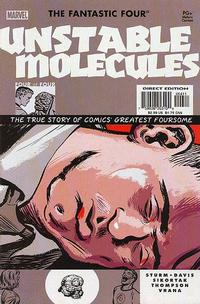 Cover Thumbnail for Startling Stories: Fantastic Four - Unstable Molecules (Marvel, 2003 series) #4