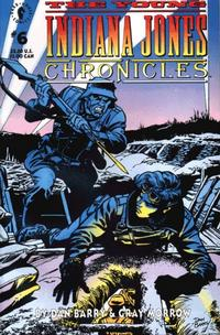 Cover Thumbnail for The Young Indiana Jones Chronicles (Dark Horse, 1992 series) #6