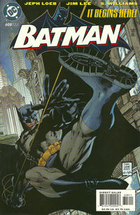 Cover Thumbnail for Batman (DC, 1940 series) #608 [Direct]