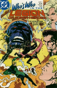 Cover Thumbnail for Who's Who in the Legion of Super-Heroes (DC, 1988 series) #2