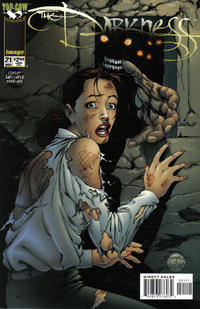 Cover Thumbnail for The Darkness (Image, 1996 series) #21