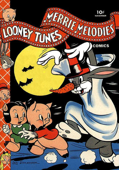 Cover for Looney Tunes and Merrie Melodies Comics (Dell, 1941 series) #25