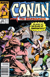 Cover Thumbnail for Conan the Barbarian (1970 series) #225 [Newsstand Edition]