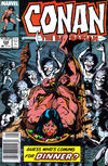 Cover Thumbnail for Conan the Barbarian (1970 series) #228 [Newsstand Edition]