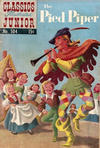 Cover for Classics Illustrated Junior (Gilberton, 1953 series) #504 - The Pied Piper