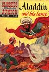 Cover for Classics Illustrated Junior (Gilberton, 1953 series) #516 - Aladdin and His Lamp
