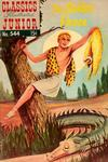 Cover for Classics Illustrated Junior (Gilberton, 1953 series) #544 - The Golden Fleece
