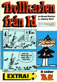 Cover Thumbnail for Trollkarlen från Id (Semic, 1972 series) #1