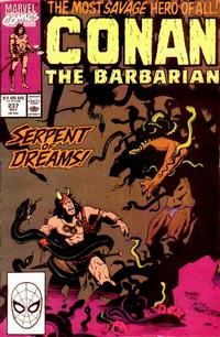Cover Thumbnail for Conan the Barbarian (Marvel, 1970 series) #237 [Direct Edition]