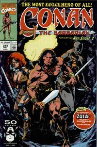 Cover Thumbnail for Conan the Barbarian (Marvel, 1970 series) #244 [Direct Edition]