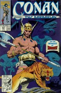 Cover Thumbnail for Conan the Barbarian (Marvel, 1970 series) #251 [Direct Edition]