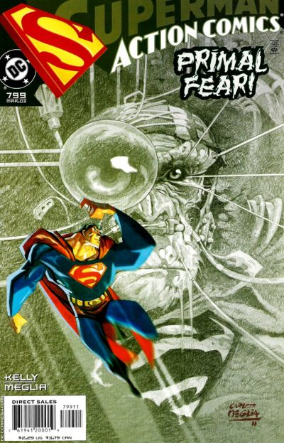 Cover for Action Comics (1938 series) #799