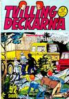 Cover for Tvillingdeckarna (Semic, 1979 series) #2/1981