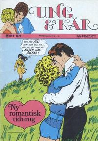 Cover Thumbnail for Ung och kär (Williams Förlags AB, 1972 series) #2/1972