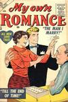 Cover for My Own Romance (Marvel, 1949 series) #53