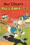Cover for Kalle Anka & C:o (Richters Förlag AB, 1948 series) #5/1950