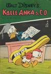 Cover for Kalle Anka & C:o (Richters Förlag AB, 1948 series) #9/1950
