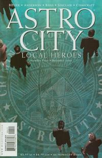 Cover Thumbnail for Astro City: Local Heroes (DC, 2003 series) #4