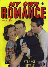 Cover Thumbnail for My Own Romance (Marvel, 1949 series) #8