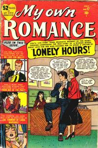 Cover Thumbnail for My Own Romance (Marvel, 1949 series) #17