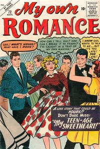 Cover Thumbnail for My Own Romance (Marvel, 1949 series) #72