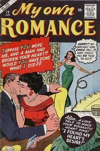 Cover Thumbnail for My Own Romance (Marvel, 1949 series) #73