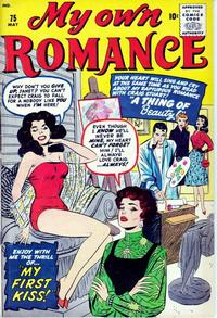 Cover Thumbnail for My Own Romance (Marvel, 1949 series) #75